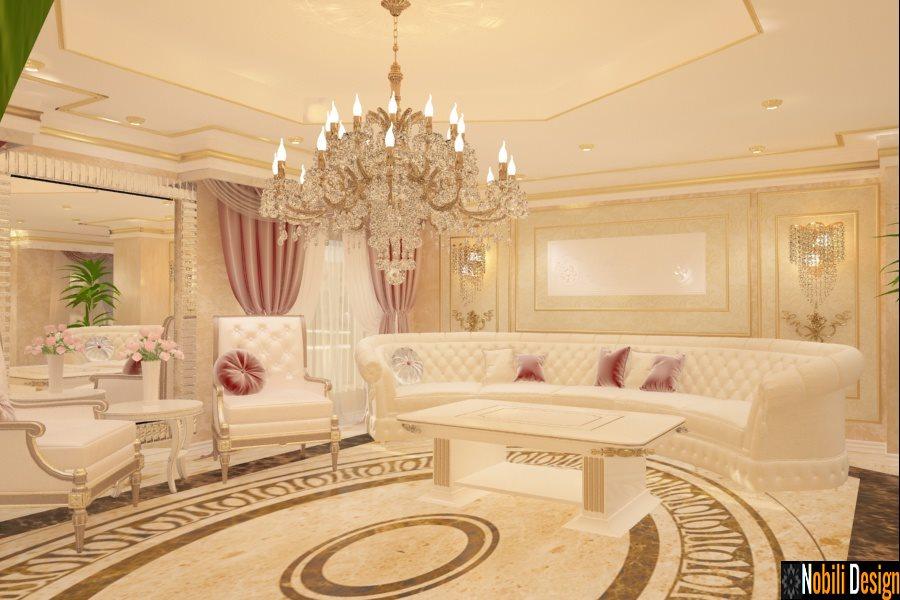 Design interior clasic-Bucuresti
