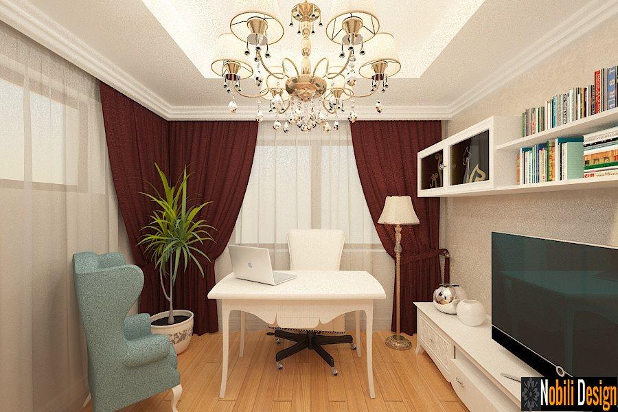 Design  - interior living - clasic