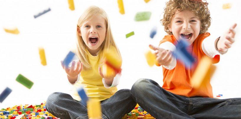 Alege un joc lego potrivit pentru copilul tau