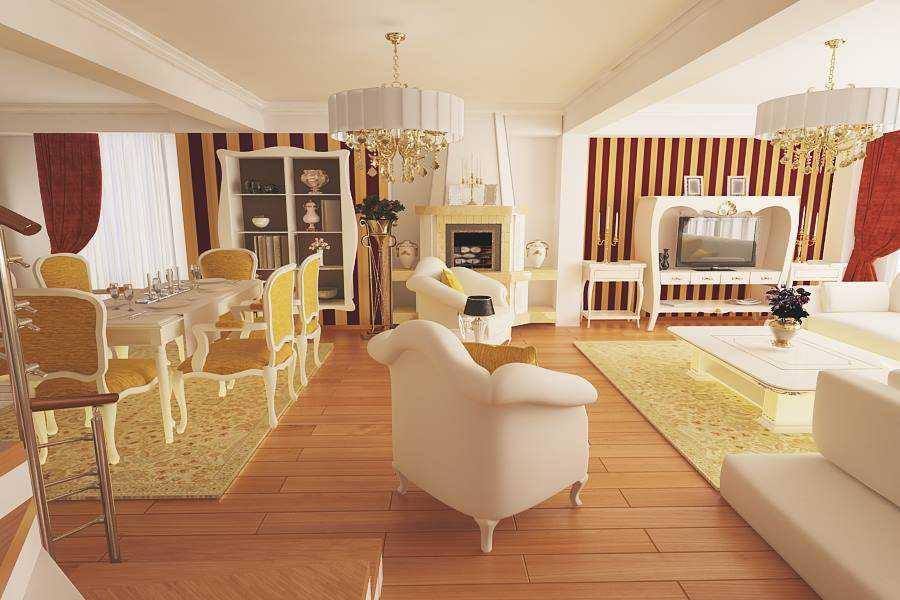 Design - interior - clasic - Brasov