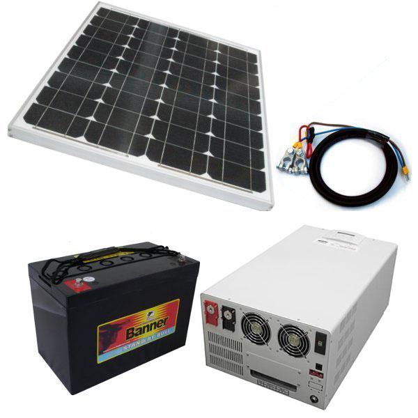 kit fotovoltaic