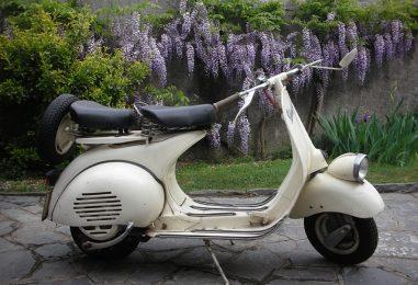 Istoria motocicletelor Vespa
