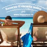 Vacante online pe HappyTour.ro