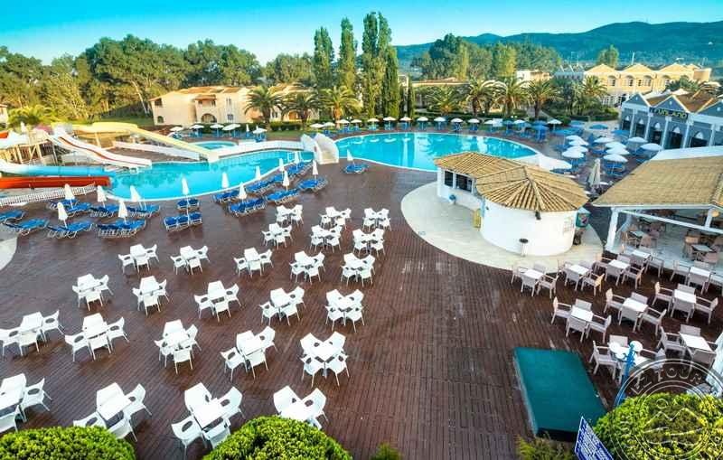 Aquis Sandz Beach Resort - Vacanta in Grecia prin Happy Tour
