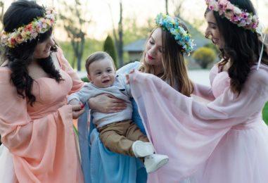 Petrecerea de botez a copilului tau – Ce sa faci si ce sa eviti