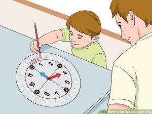 copii si ceasul